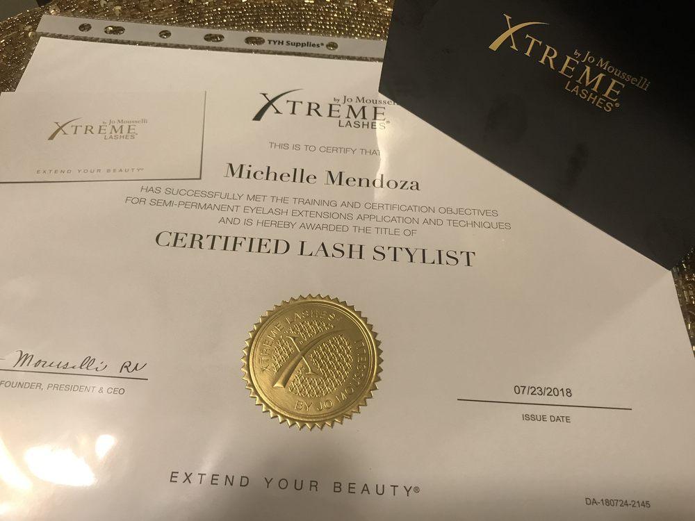 Xtreme Lash Certified - Yelp