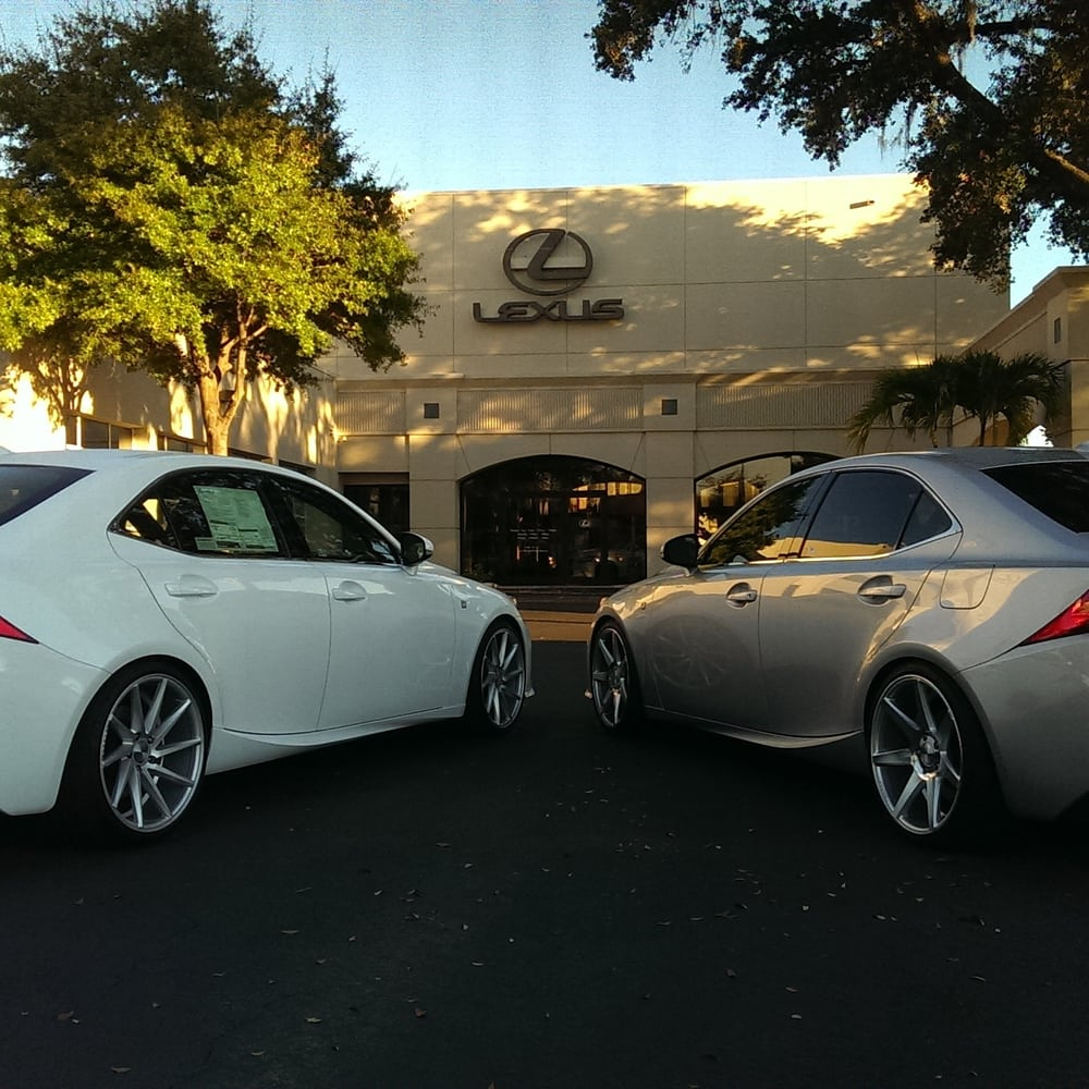 Store Front ,New Car Show Room Afront 2 , 2015 Lexus Is250