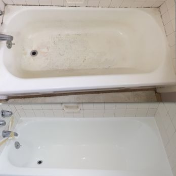 Photo Of Allen Co Of Portland   Portland, OR, United States. Bathtub  Refinish