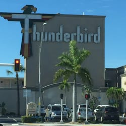Photo Of Thunderbird Hotel Saint Petersburg Fl United States The Front