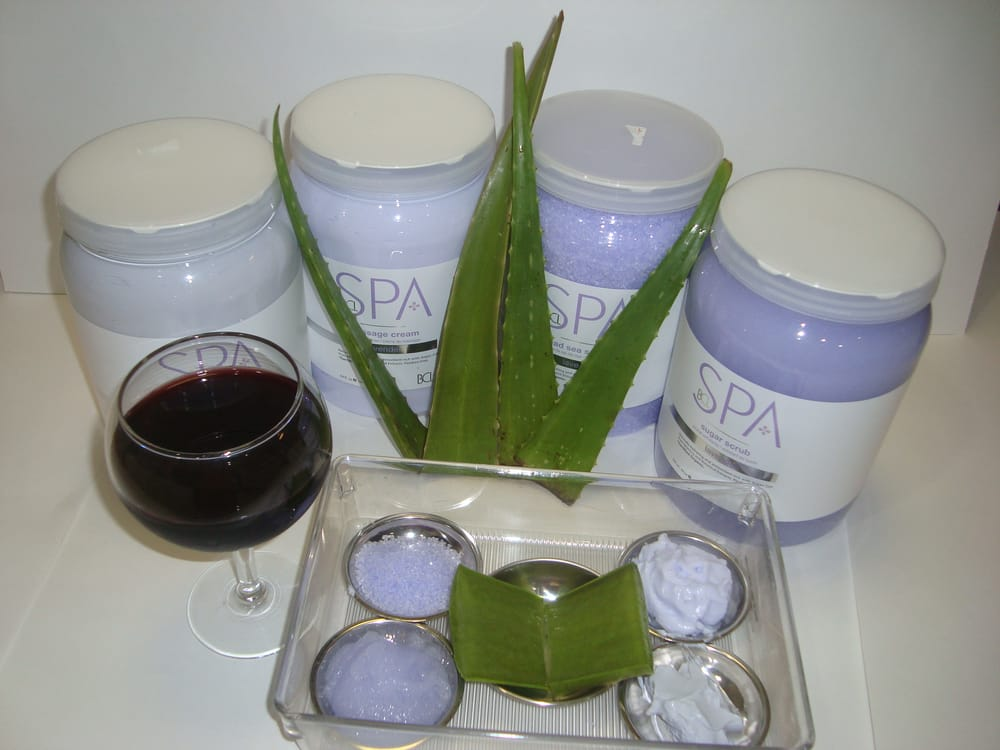 Spa organic pedicure yelp for A q nail salon
