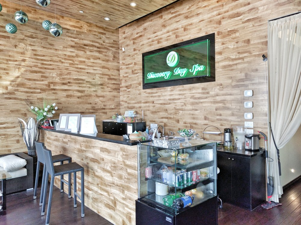 Traveling Foodie does Discovery Day Spa in Markham