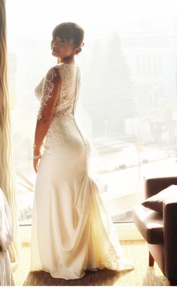 Back Of My Wedding Dress Bustled Yelp