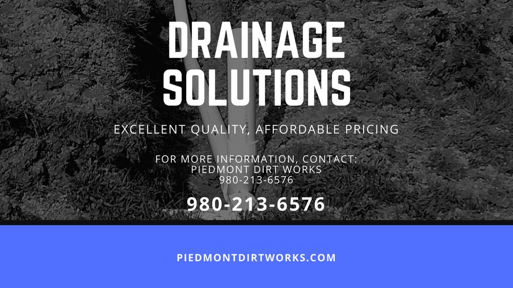 Piedmont Dirt Works: 1052 Davis St, Mooresville, NC