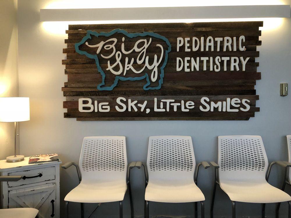Big Sky Pediatric Dentistry: 795 Sunset Blvd, Kalispell, MT