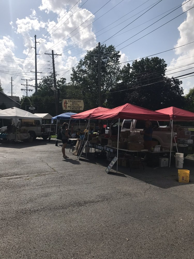 Crescent Hill Farmers' Market: 201 S Peterson Ave, Louisville, KY