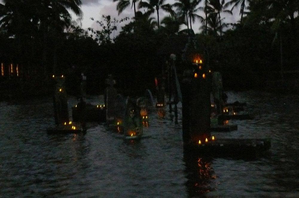 Social Spots from Haunted Lagoon
