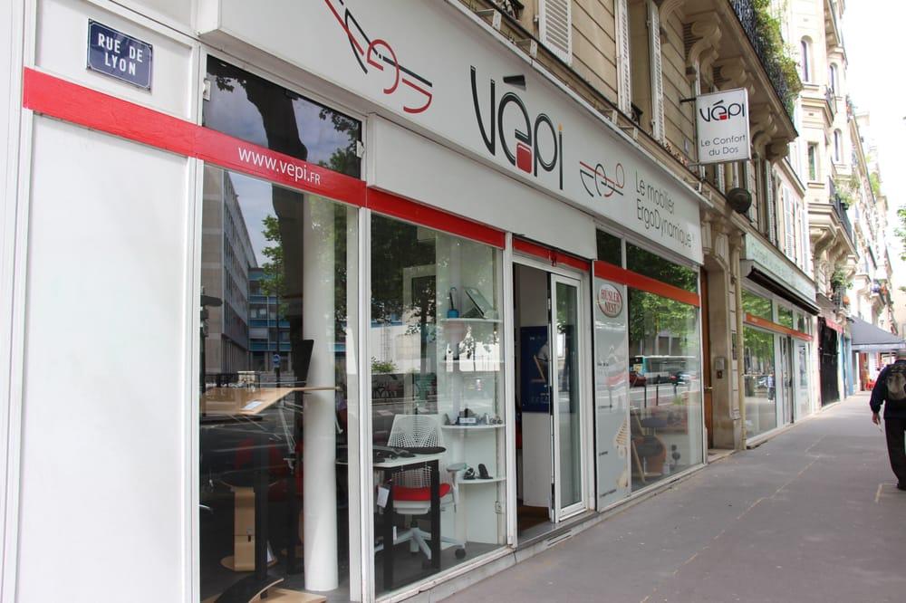 vepi magasin de meuble 45 rue de lyon bastille paris france num ro de t l phone yelp. Black Bedroom Furniture Sets. Home Design Ideas