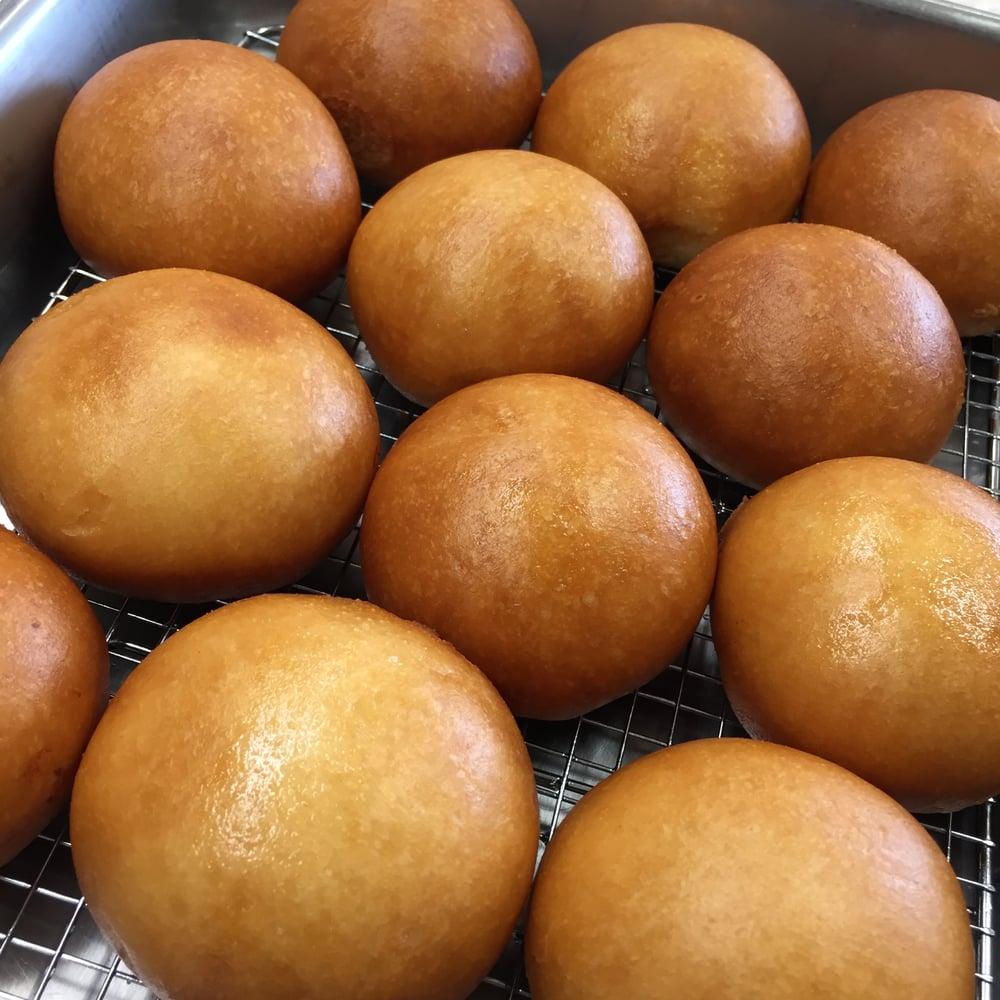 Deep Fried Manapua!! Crispy On The Outside And Soft On The
