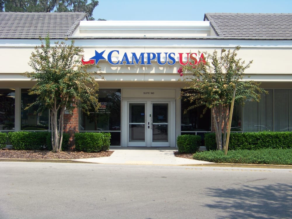 CAMPUS USA Credit Union Bank Building Societies 9200 NW 39th Ave G