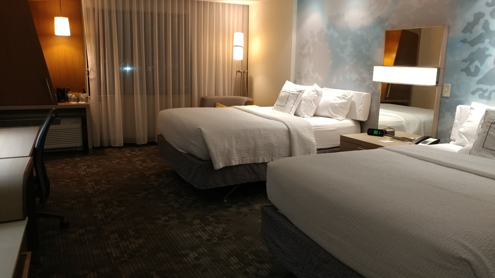 Courtyard by Marriott Bismarck North: 3319 N 14th St, Bismarck, ND