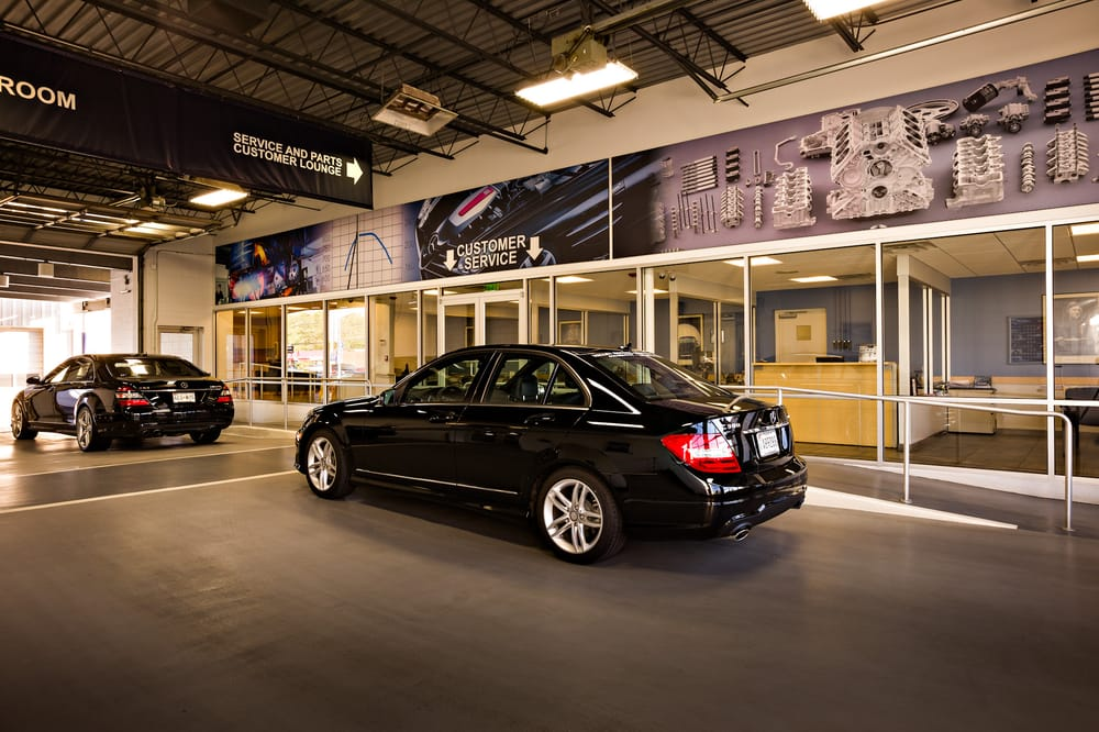 Amazing Photo Of Mercedes Benz Of Hunt Valley   Cockeysville, MD, United States.
