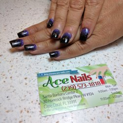 Ace nails 17 photos nail salons 30 hancock bridge pkwy w photo of ace nails cape coral fl united states notpolish prinsesfo Images