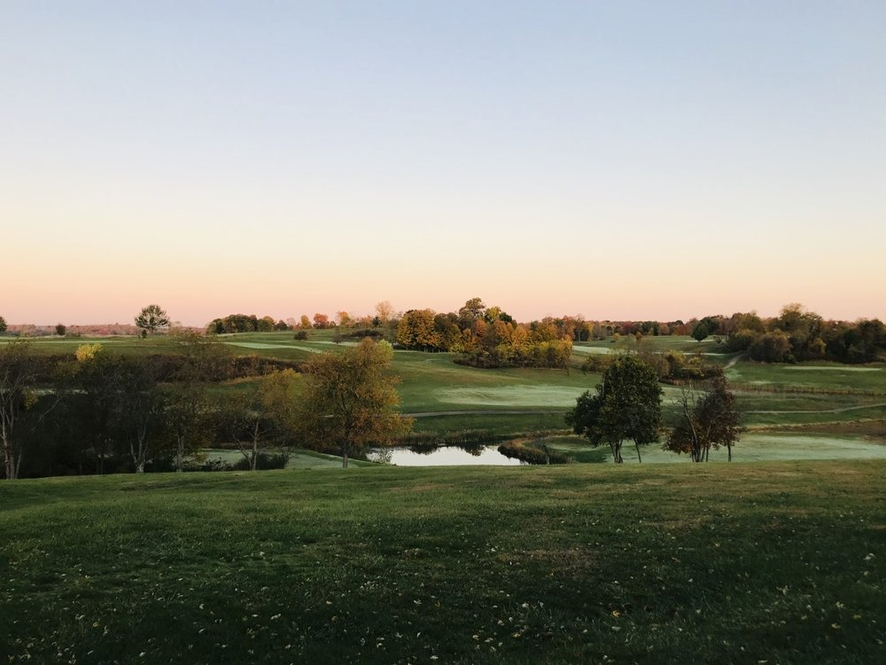 Crystal Springs Golf Club: 745 Hopewell Rd N, Hopewell, OH