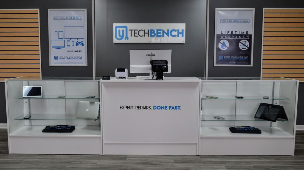 My Tech Bench: 2208 Cleveland Hwy, Dalton, GA