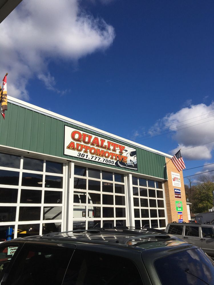 Quality Automotive: 931 National Hwy, La Vale, MD