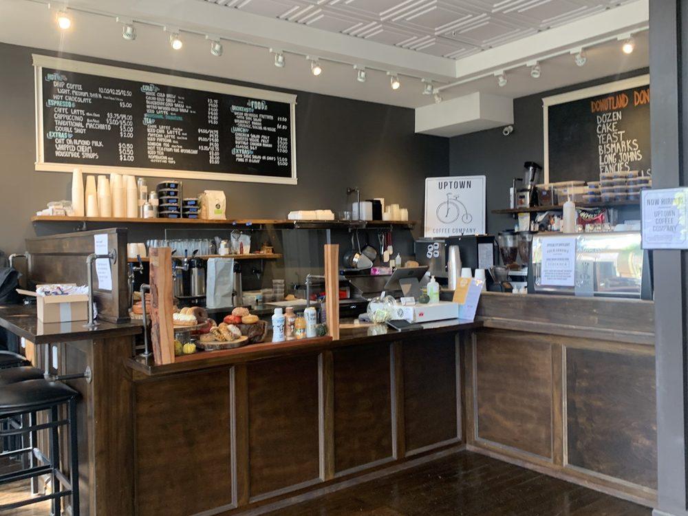 Uptown Coffee Company: 760 11th St, Marion, IA