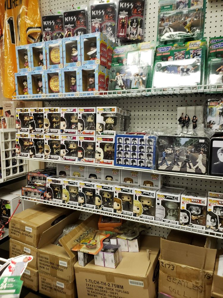 Totally Cool Collectibles: 1319 Market St, Berwick, PA