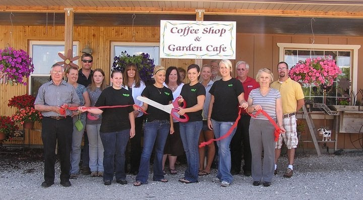 Garden Cafe & Coffee Shop: 911 N Sumner Ave, Creston, IA