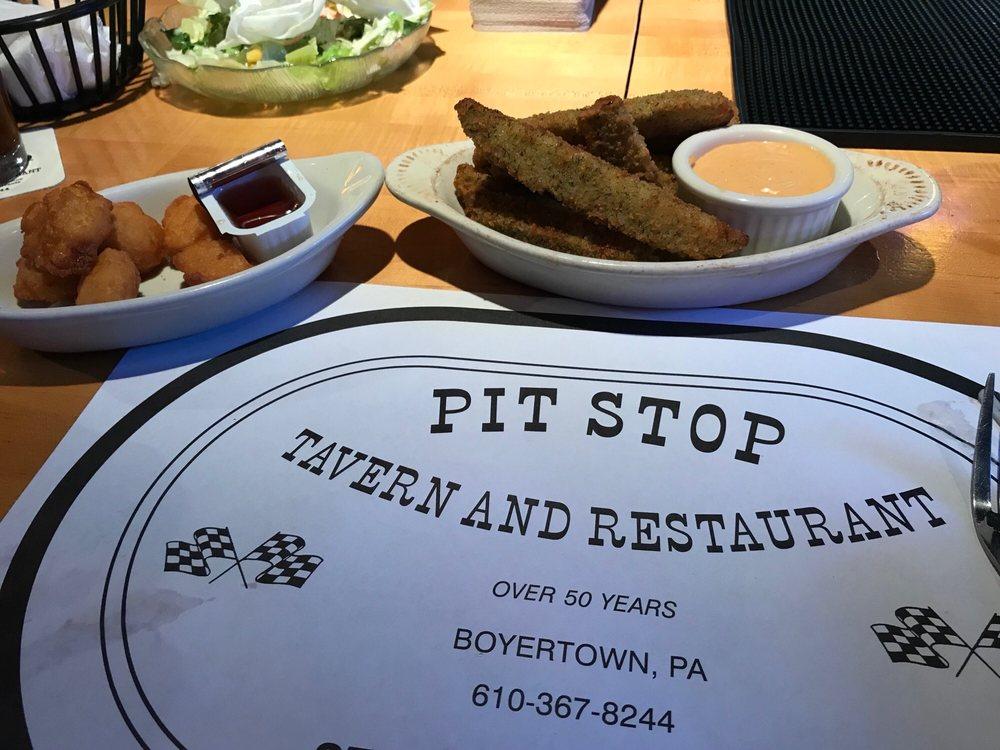 Pit Stop Tavern & Restaurant: 961 N Reading Ave, Boyertown, PA