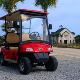 30a Custom Cart Rentals Closed Car Rental 418 White Heron Dr