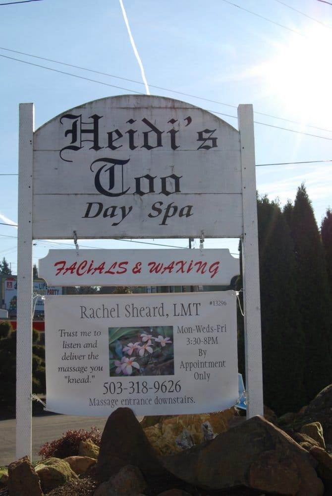 Heidi s hair design hair salons 815 7th st oregon for 7th street salon