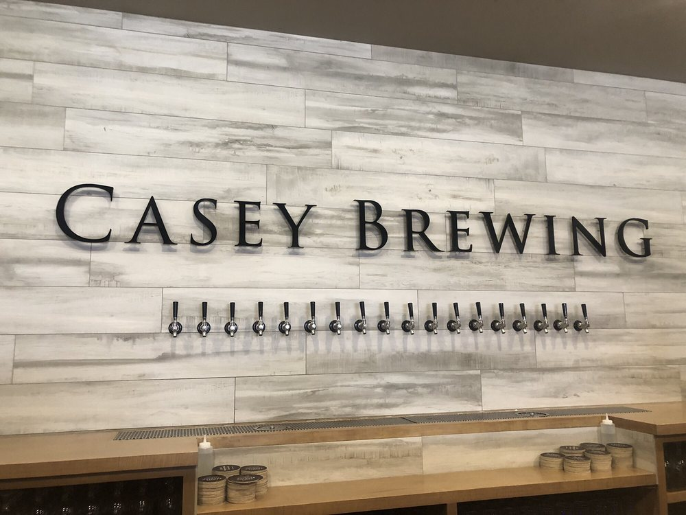 Casey Brewing Taproom: 711 Grand Aveune, Glenwood Springs, CO