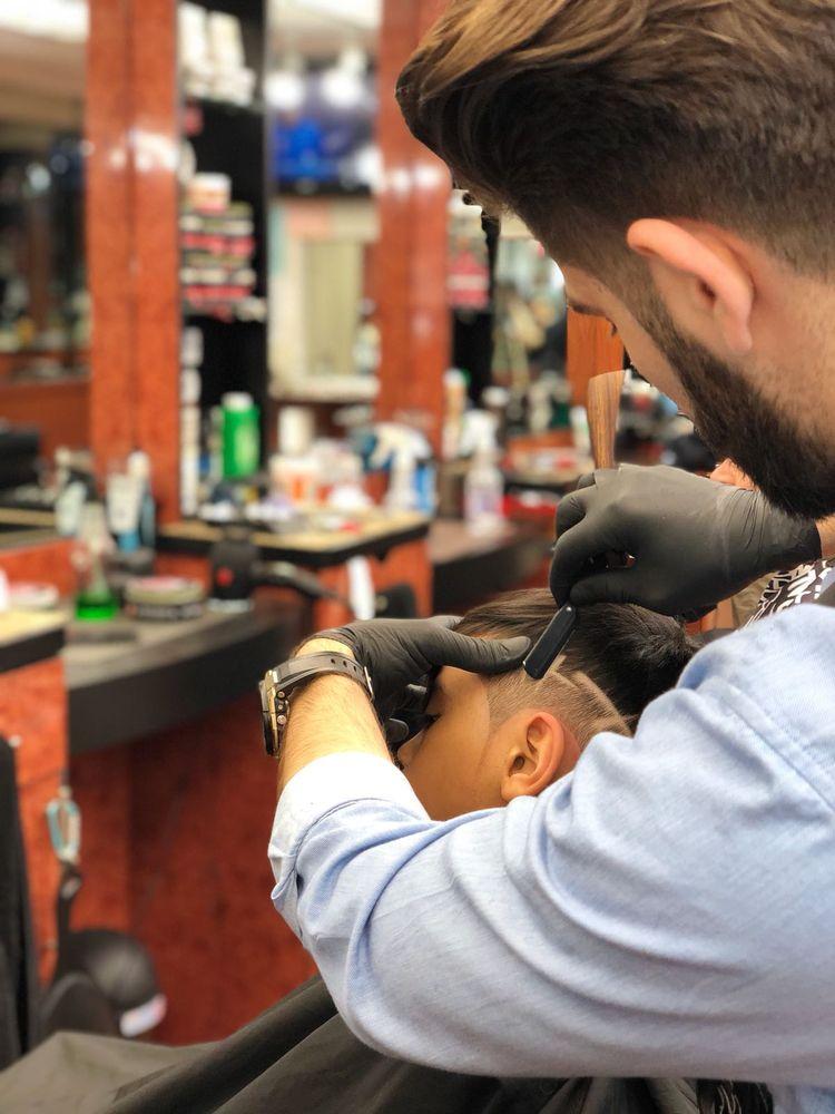 George's Barber Shop: 89 Fort Greene Pl, Brooklyn, NY