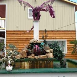 Photo Of Shamrock Motel Murfreesboro Ar United States 20 Dinosaur To