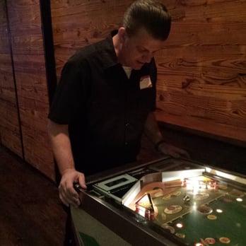 Photo of Getaway Motor Club - Austin, TX, United States. Bday and pinball