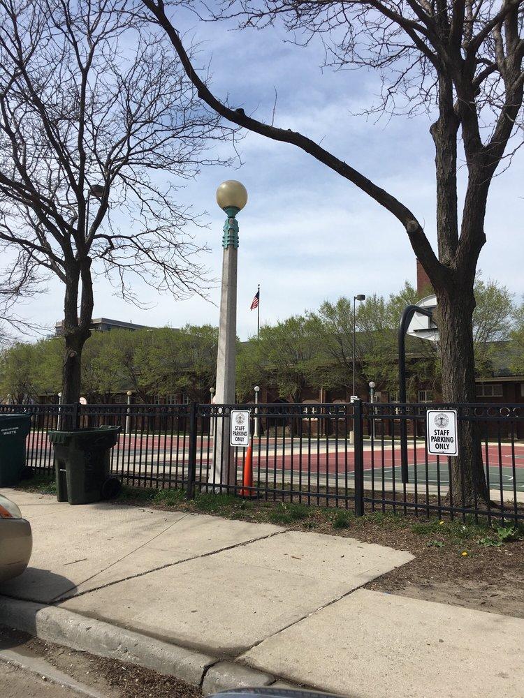 Seward Park - Chicago Park District: 375 W Elm St, Chicago, IL