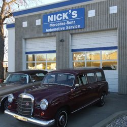 Photo Of Nicku0027s Exclusive Service For Mercedes Benz   Walnut Creek, CA,  United States