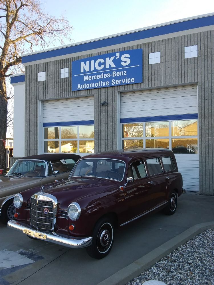 Nick s exclusive service for mercedes benz 20 for Mercedes benz walnut creek service