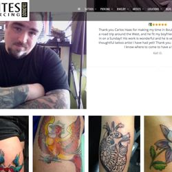 Tribal Rites Tattoo and Piercing - 16 Photos & 31 Reviews - Tattoo ...