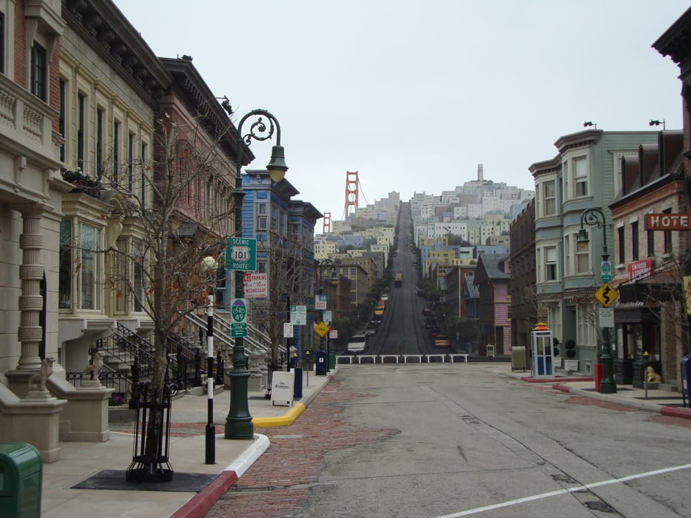 san francisco backlot walt disney world fl yelp. Black Bedroom Furniture Sets. Home Design Ideas
