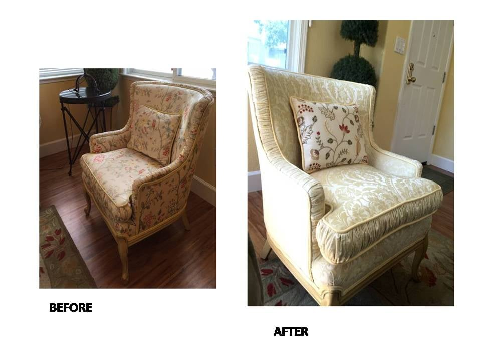 Dan S Upholstery 73 Photos 54 Reviews Furniture Reupholstery 755 Old County Rd San