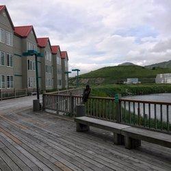 Photo Of Grand Aleutian Dutch Harbor Ak United States Back Porch