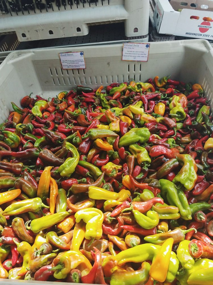 Moscow Farmers Market: Friendship Square, Moscow, ID