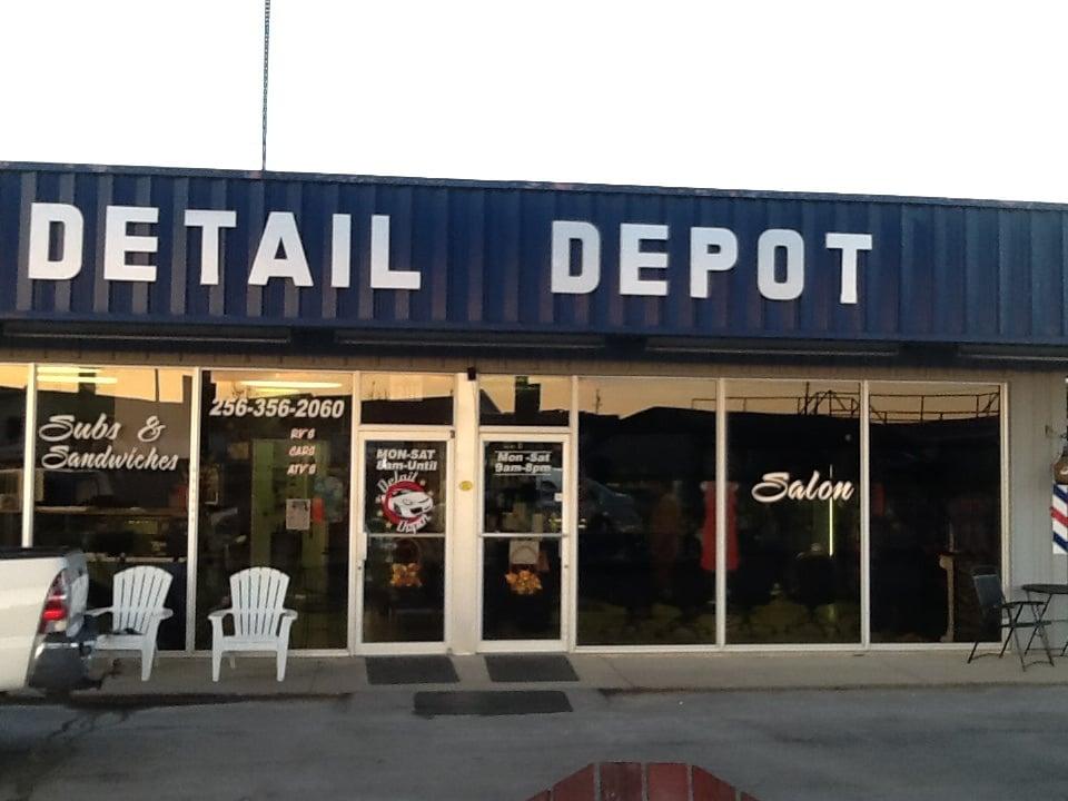Details Salon: 1106 4th St, Red Bay, AL