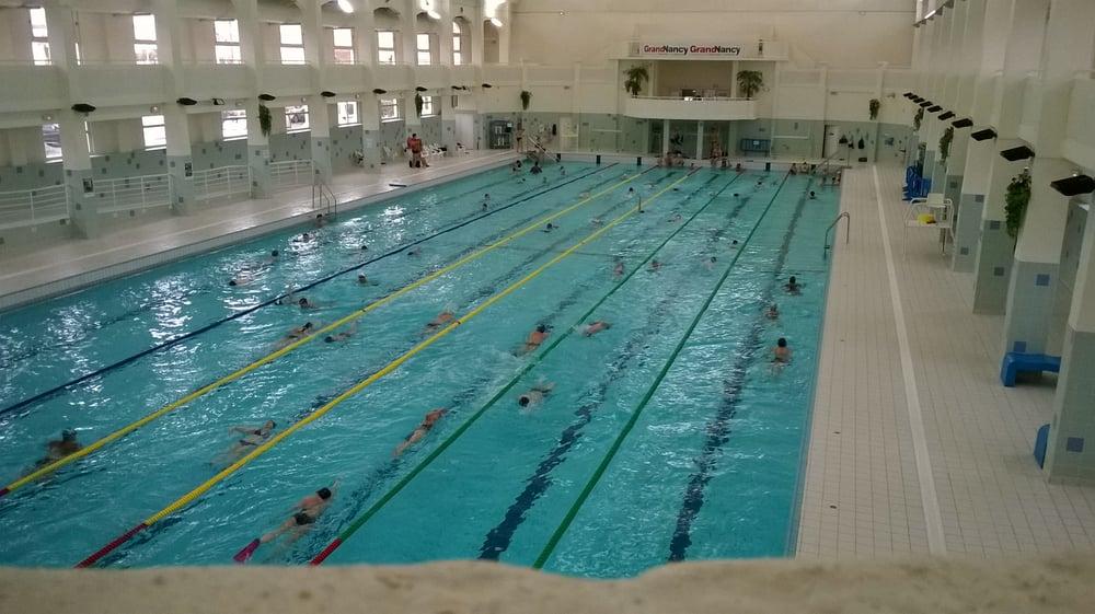 Piscine olympique avec bassin de 50m yelp for Chauffage piscine olympique