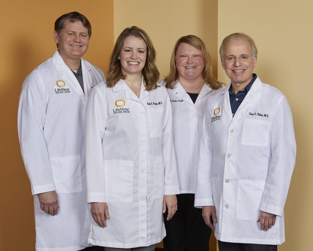 Lifetime Skin Care Centers: 401 W McGalliard Rd, Muncie, IN