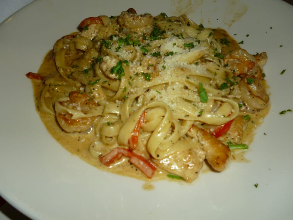 Cajun Shrimp Chicken Pasta Yelp