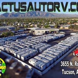 Cactus Auto Rv 12 Reviews Rv Dealers 3655 N Romero