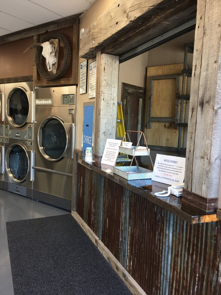 Double Suds Laundromat: 919 E Colorado Blvd, Spearfish, SD