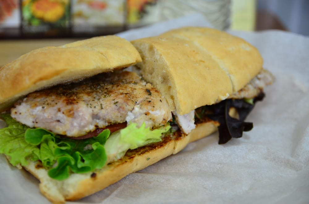 Grouper sandwich yelp for Key west fish market