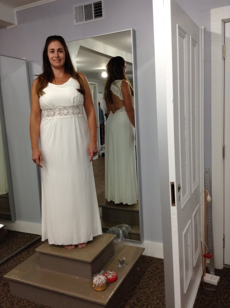 Wedding Gown Alterations Yelp