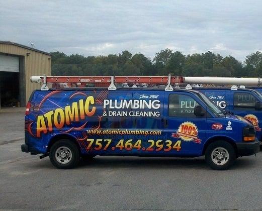 Atomic Plumbing & Drain Cleaning