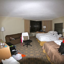 The executive suite turns sweet sex room