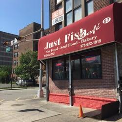 Online Menu of Just Fish Cafe, Newark, NJ - menupix.com