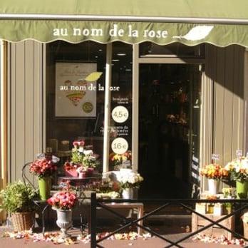 Au nom de la rose fleuriste 3 rue de pologne st germain en laye yvelines num ro de - Au nom de la rose fleuriste ...